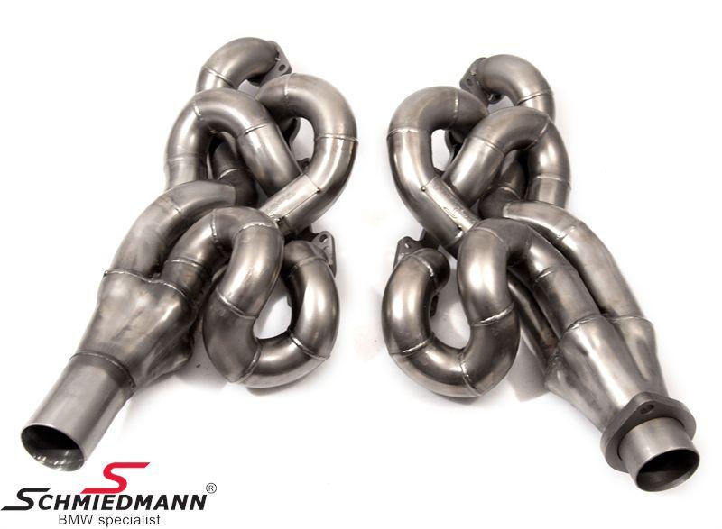 Bananmanifold Schmiedmann S-Tech. S65 sæt til begge sider