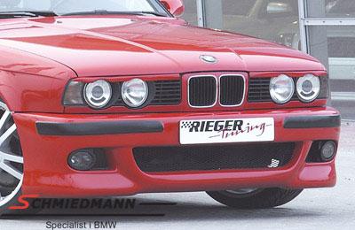 Rieger frontspoiler M5 E39 look
