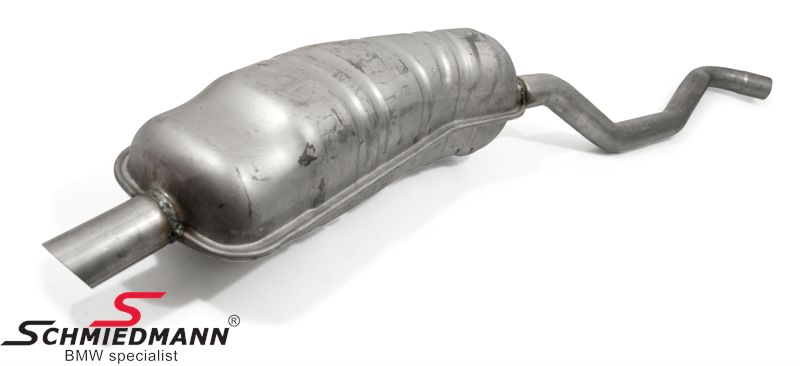 Nachschalldämpfer 520I M50 24V