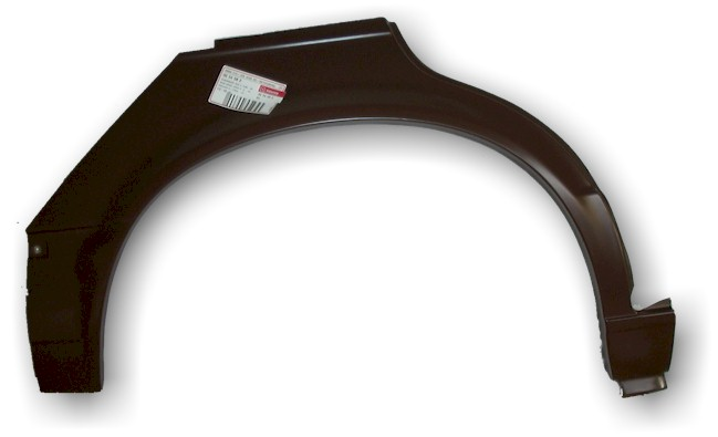 0054581  Rearfender-part outside 4door. L.-side