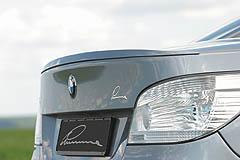 Rieger rear spoilerlip Lumma CLR 5