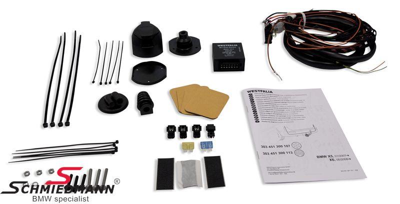303451300113 kabel satz anh ngerkupplung 13 polig. Black Bedroom Furniture Sets. Home Design Ideas