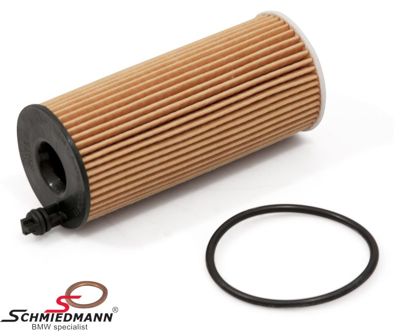 Oilfilter diesel original Mahle Germany