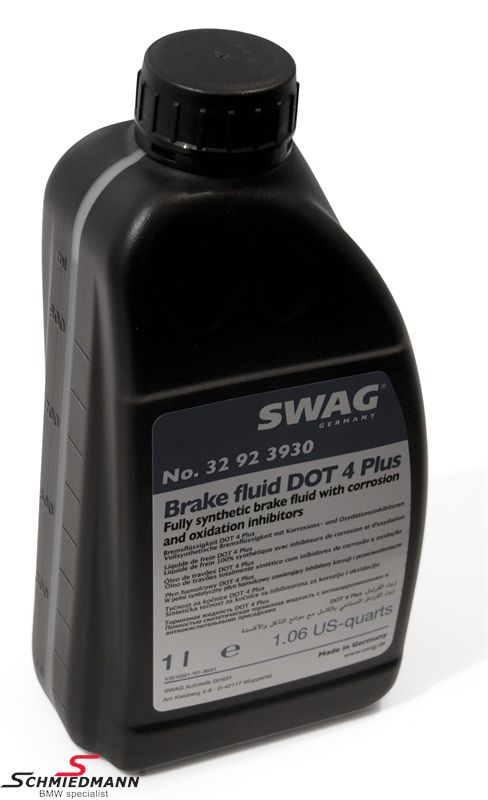 Brake fluid 1ltr. SWAG DOT4