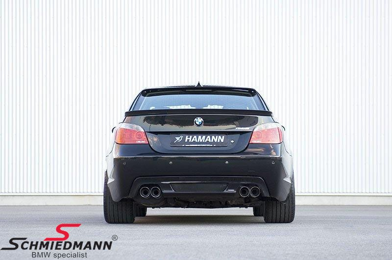 Rear spoiler lip original -HAMANN-
