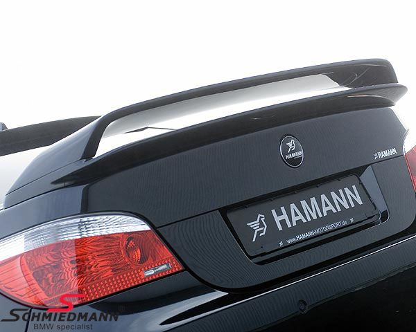 Rear ving -Twin Racing- original -HAMANN-