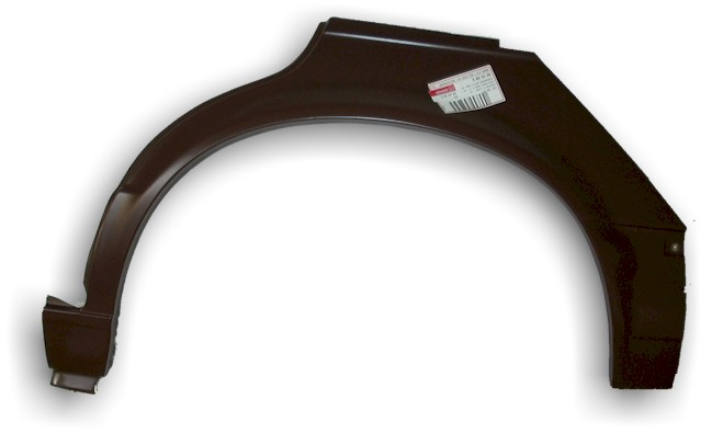 Rearfender outside L.-side 4door