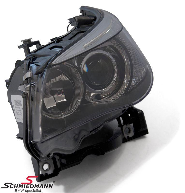 Headlight L.-side complete with bi-xenon with adaptive light Hella (original)