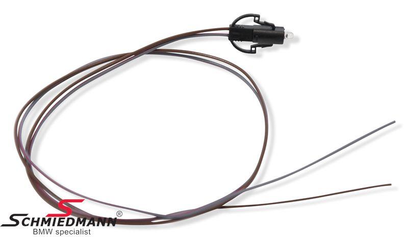 Leuchtdiode für innere Türgriffe