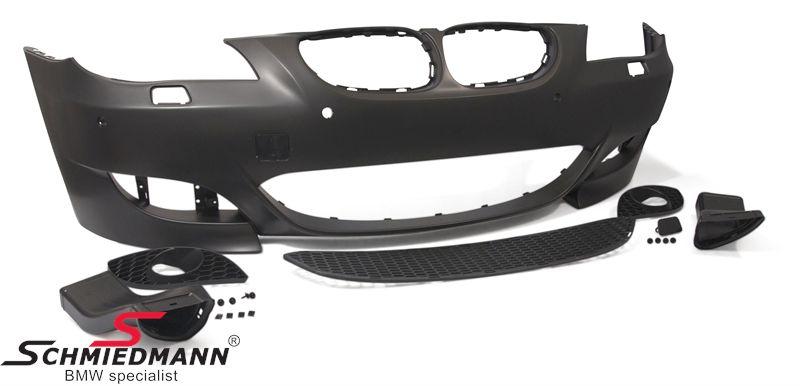 Motorsport II EVO design etupuskuri (sumuvalot voidaan käyttää vanhasta puskurista)