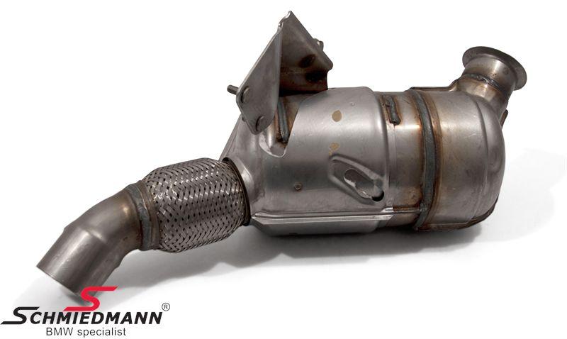 Diesel particulate-filter exchange original BMW