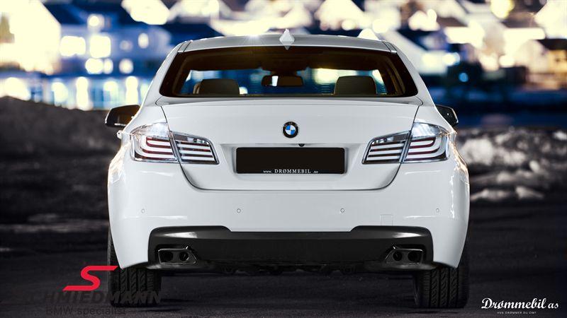 Baglygter -White Line- original BMW