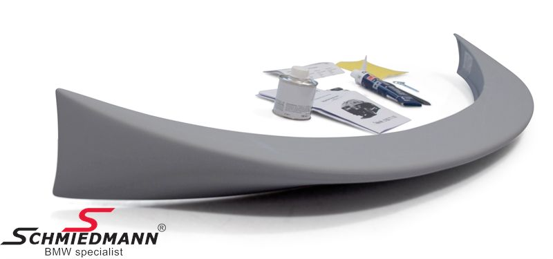 Rear spoiler lip original AC Schnitzer