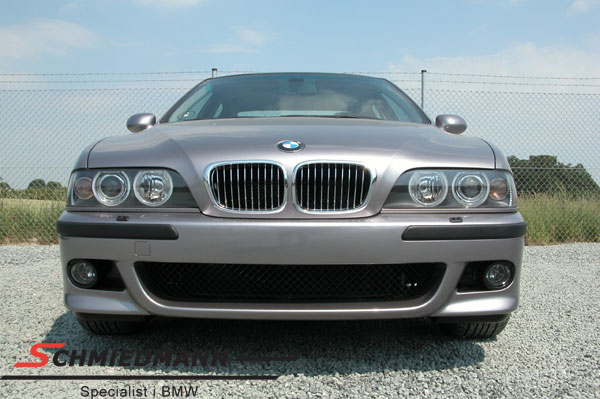 Bmw E39 Front Bumper Schmiedmann New Parts