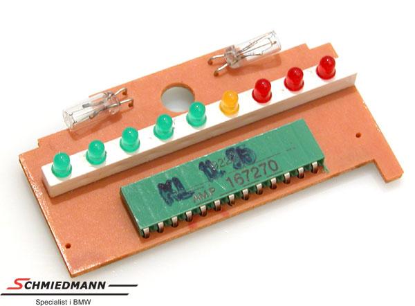 Dioder til printplade til instrumenteringen