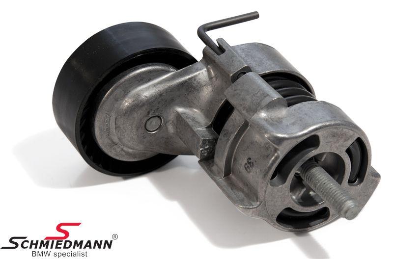 Remstrammer komplet mekanisk vandpumpe/generator rem