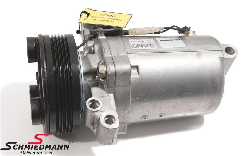 Ilmastoinnin kompressori - sopii Seiko/FER