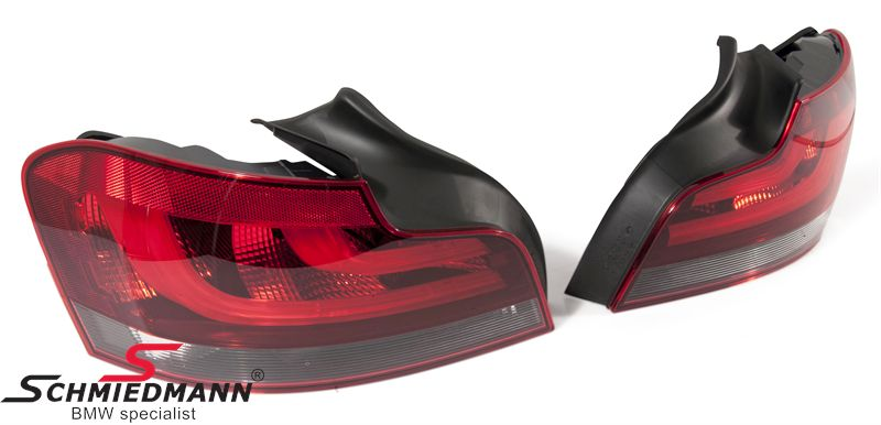 Taillights black-line original BMW