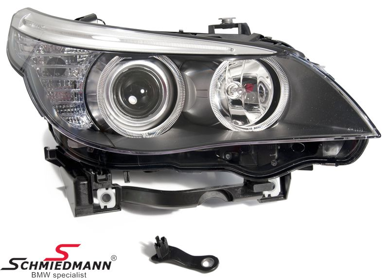 63127177728H  Headlight H7 R.-side complete without xenon/adaptive light Hella (original)
