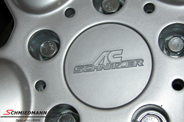 AC Schnitzer fælg-emblem D=75MM fladt