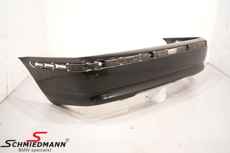 Rearbumper shell original BMW