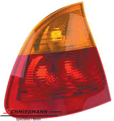Taillight standard yellow indicator outer part L.-side