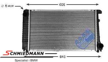 Radiator A=550MM