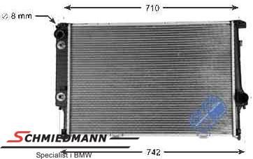Køler A=650MM