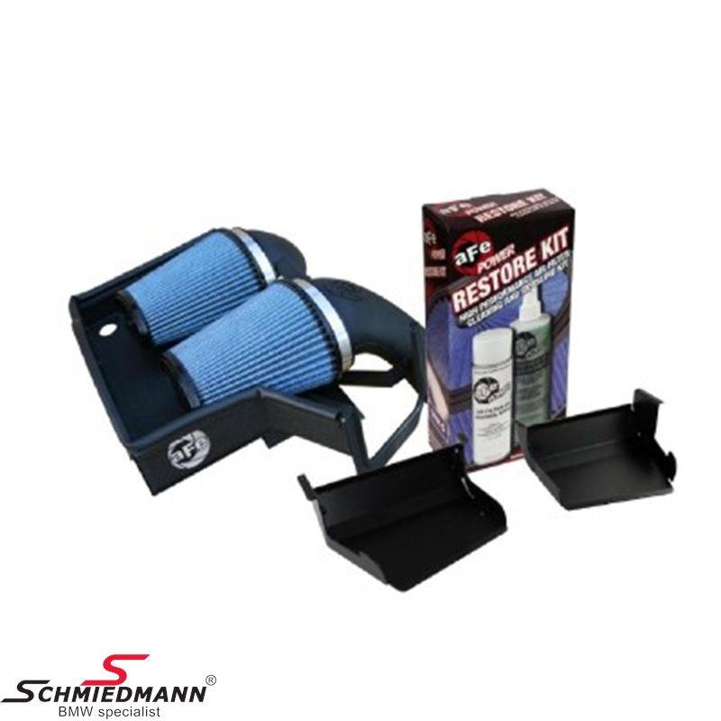 AFE Power Magnum Force Stage-2 PRO 5R sport-luftindsugnings-system, med ekstra lufttilførsel og varmeskjold