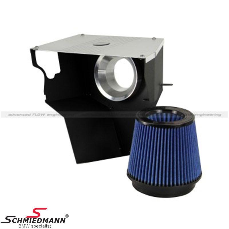 AFE Power Magnum Force Stage-1 PRO 5R sport-luftindsugnings-system, med ekstra lufttilførsel og varmeskjold