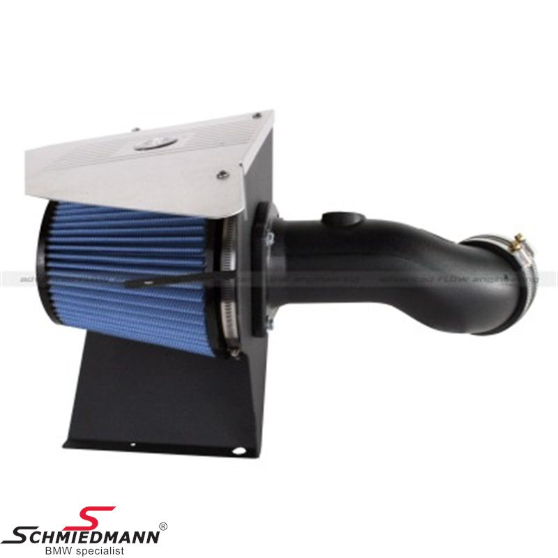 AFE Power Magnum Force Stage-2 PRO 5R sport air intake system, with additional air supply and heat shield