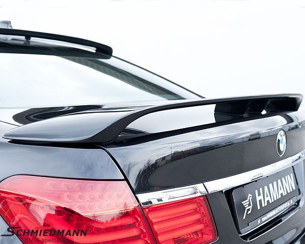Rear ving original -HAMANN-