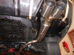 SCM604D  Schmiedmann sport vaimentimet 4X86MM ulostuloilla ja kahdella vaimentimella