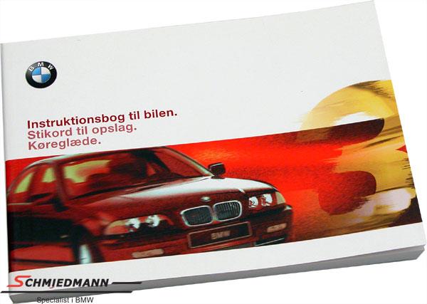 Instruktionsbog dansk