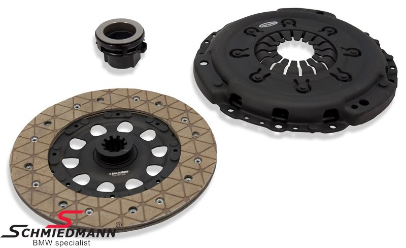 Sport-clutch -Black Diamond- KVR fast road/competition (up to 25-30% above standard) D=240MM