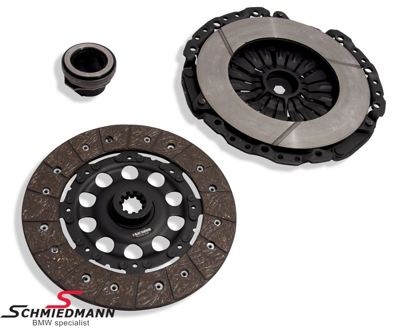 Sport-clutch -Black Diamond- PWR fast road (up to 20-25% above standard) D= 240MM