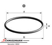 O-ring gasket D=97MM