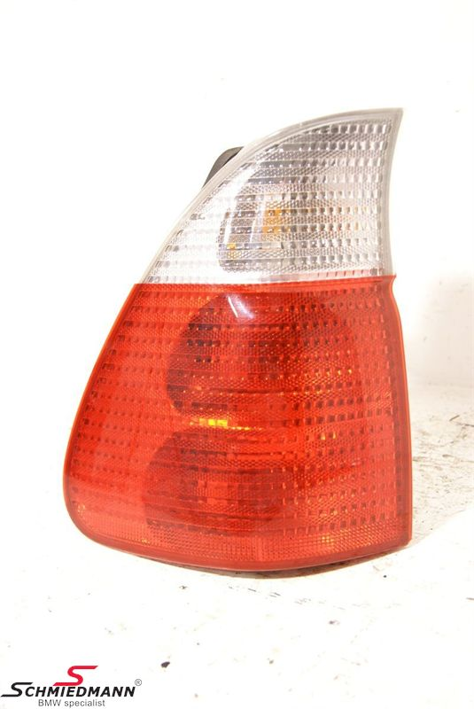 Taillight with white indicator outer part L.-side original BMW