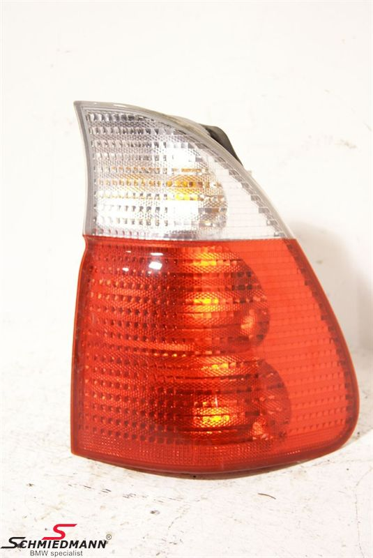 Taillight with white indicator outer part R.-side original BMW