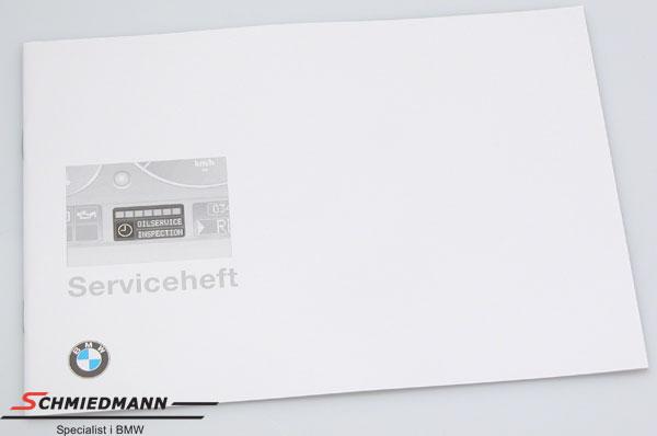 Servicehefte tysk