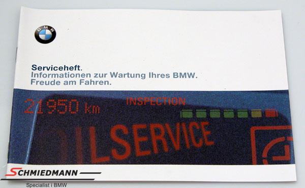 Serviceheft deutsch