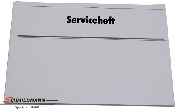Serviceheft deutsch