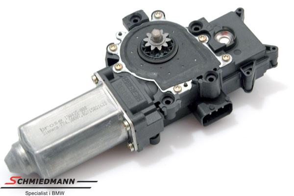 El-rude motor for H.-side