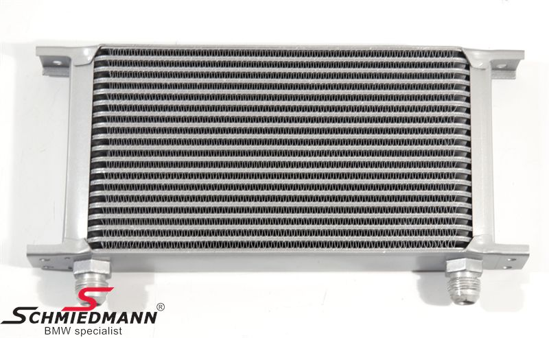 Engine-oilcooler universal for retrofitting pituus=330MM leveys=180MM syvyys=50MM