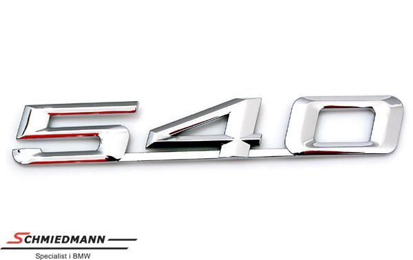 """Emblem trunk lid """"540"""""""