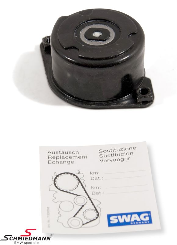 Belt tensioner waterpump/alternator