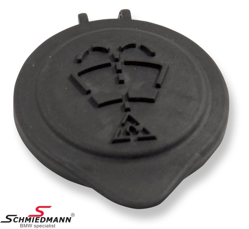 Lid for windscreen wash tank
