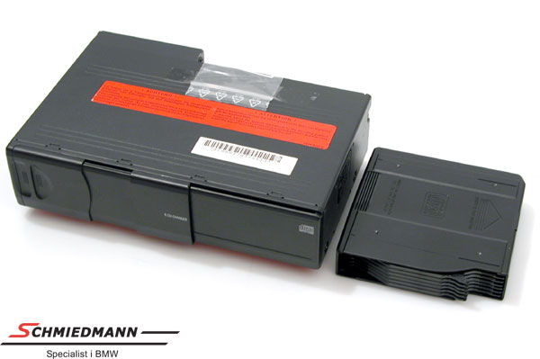 CD-changer 6 pack
