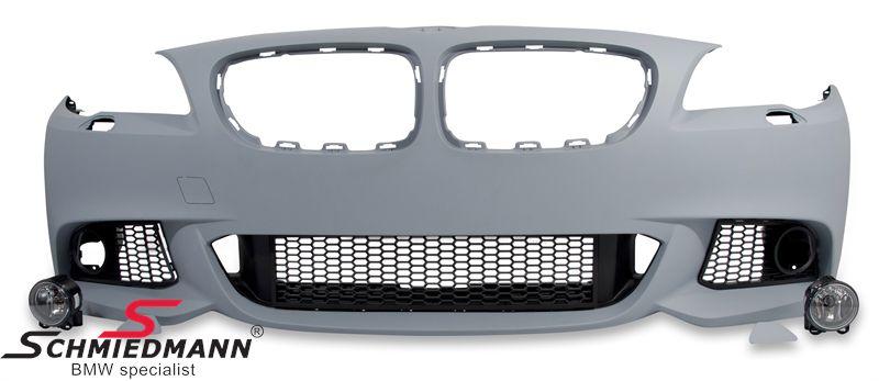 Spoiler-kit M-Technic complete front/rear/side original BMW