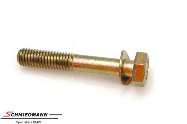 Sekskant bolt med skive M8X50-Z3